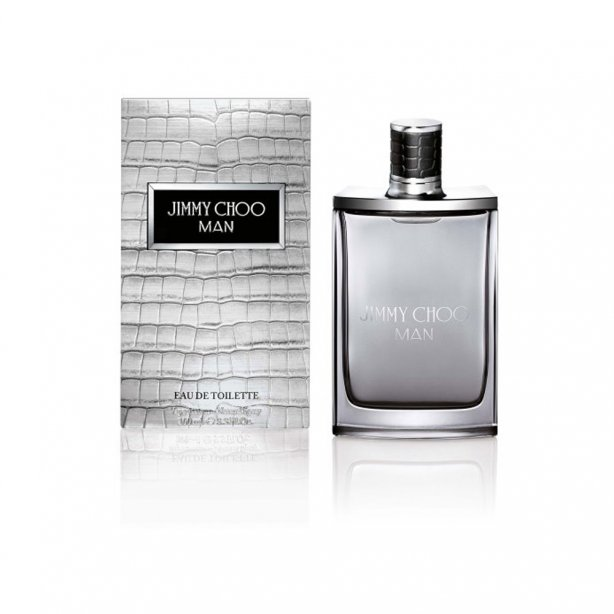 JIMMY CHOO MAN EAU DE TOILETTE 100 ML.