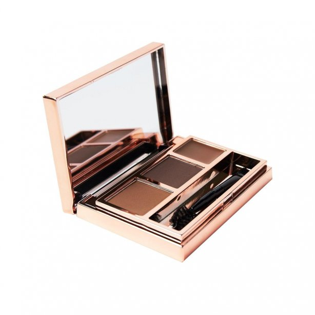 KMA IT'S BROW TIME EYEBROW KIT (NATURAL BROWN)