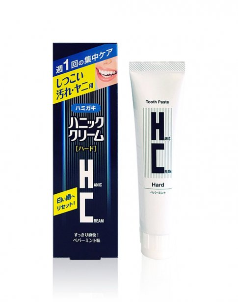 Hanic Whitening Toothpaste [Hardcore] Strong 45g