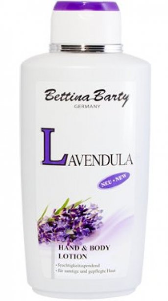 Bettina Barty LAVENDULA body lotion 500ml