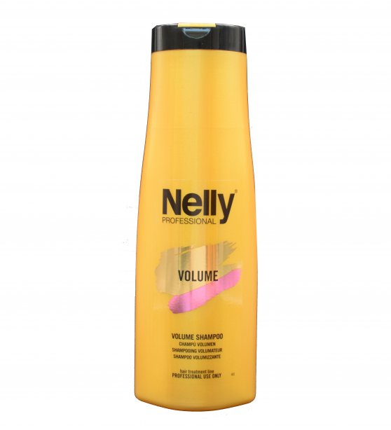 NELLY VOLUME SHAMPOO 400 ml.