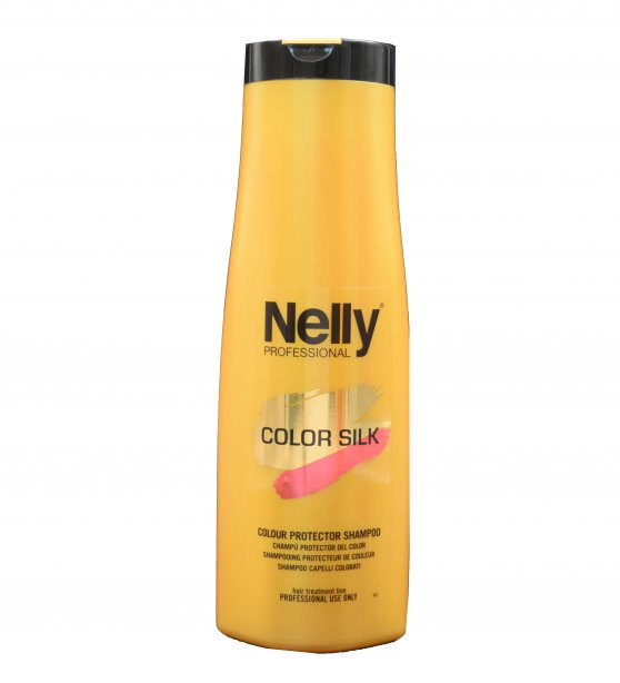 COLOR SILK SHAMPOO 400 ML.