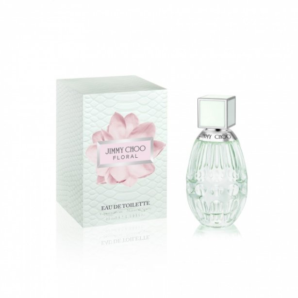 Jimmy Choo Flora Eau de Toilette 40ml.