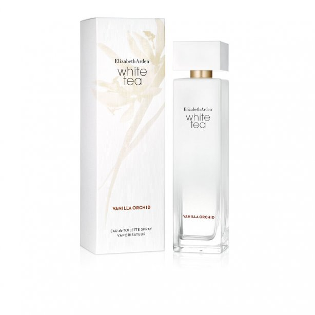 Elizabeth Arden White Tea Vanilla Orchid Eau De Toilette Spray 100 ml