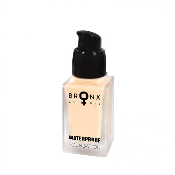 Waterproof Foundation - Nude #03