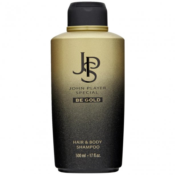John Player Special Dusche Be Gold, 500 ml
