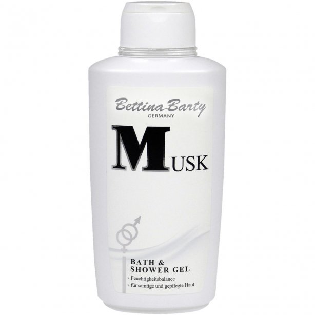 Bettina Barty Damendüfte Musk Bath & Shower Gel 500 ml