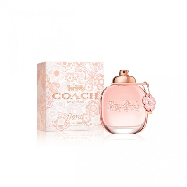 Coach New York FLORAL 90ml