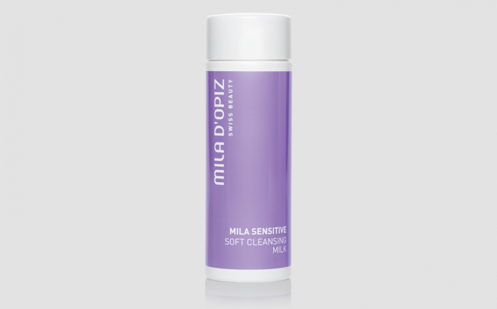 MILA D'OPIZ MILA SENSITIVE SOFT CLEANSING MILK 200 ML.