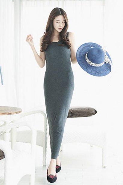 DI8705 Casual Friday Maxi Dress