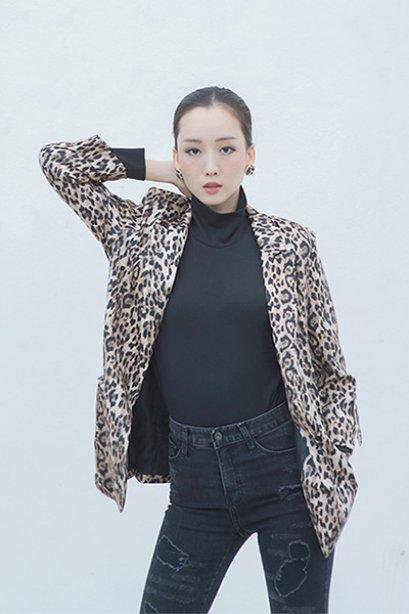 Leopard Lady Blazer
