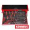 ชุดตู้เครื่องมือช่าง 25 ชิ้น KEN-595-5540K