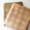 (เหลือเบอร์ 2 ) ผ้าคอตต้อนญี่ปุ่น ลายสีเหลี่ยมเล็ก 1/4 เมตร (50 x 55 ซม.)