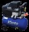 ปั้มลมโรตารี่KANTO2.5HP-25L
