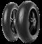 Pirelli Diablo ROSSO IV : 120/70ZR17+190/50ZR17