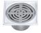 CT640Z1PW(HM) Floor Drain ตะแกรงน้ำทิ้งสเตนเลสเหลี่ยม 2