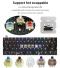 SKYLOONG GK61XS คัสต้อมคีย์บอร์ดคิท บลูทูธ+สาย (bluetooth) hotswap 60% 61 keys mechanical keyboard