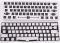Switch sound dampener for mechanical keyboard 60% and 65% layout
