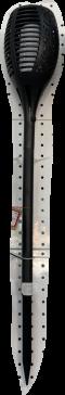 ไฟปักสนามโซล่าเซลล์ทรงคบเพลิง JY1837 LED 51 ดวง 600mah