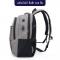 กระเป๋าเป้สะพายหลัง พร้อมฟังก์ชั่น USB ชาร์จและช่องใส่หูฟัง