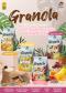 GRANOLA 1 BOXES ORANGE AND FRUIT กราโนล่า 1 กล่อง รสส้มและผลไม้ 225 g