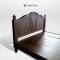 เตียงไม้สัก BE003