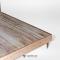 เตียงไม้สัก BE075