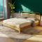 Honey Bed เตียงไม้สักหวาย BE082