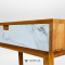 โต๊ะเครื่องแป้งไม้สัก DT016