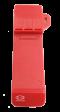 คลิบเหน็บ IC-3FGX/3FX ชนิดเสียบ สีแดง