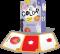 PASS EDUCATION บัตรภาพ Smart Flash Cards (2 แถม 1) สองภาษา มีภาพตัดเจาะ เล่นสนุก
