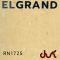 กระเบื้องม้วน ELGRAND - RN-1725
