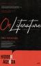 On Literature : ว่าด้วยวรรณกรรม / วริศ ลิขิตอนุสรณ์ บรรณาธิการ / สำนักพิมพ์สมมติ