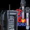 ลำโพงล้อลาก15นิ้ว DECCON รุ่น AK15-201(DCK501U)