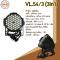 ไฟพาร์ VERIKO รุ่น VL54L3(3in1)