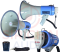 megaphone โทรโข่ง DECCON รุ่น MG3008B