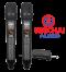 ไมค์ลอย-ปรับความถี่ MBV รุ่น M66 (คู่) UHF