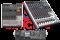 มิกเซอร์ BEHRINGER รุ่น XENYX QX1622USB