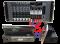 PROEUROTECH POWER MIXER รุ่น PMX - PS 6650 FX