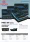 เพาเวอร์มิกซ์ PROEUROTECH รุ่น PMX - (XP series) XP4200DSP , XP6200DSP , XP8300DSP