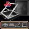 กล่อง Rack ใส่มิกซ์เซอร์ NTS รุ่น MX12