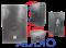 P.AUDIO รุ่น AMD12P