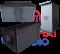 ตู้แขวน12นิ้วไม้แท้ line array FIN รุ่น SLA12