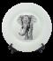 สกรีนจาน Elephant Dish&Plate