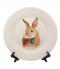จานพิมพ์ Rabbit Dish&Plate