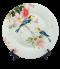 จานพิมพ์ลาย Love Birds Dish&Plate