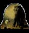 แผ่นหินพิมพ์รูป Girls&elephant Rock
