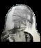 แผ่นหินพิมพ์รูป Woman &forest Rock