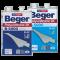Beger โพลียูนีเทนด้านภายใน 2K B-5000/I-510 ชนิดเงา