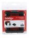 ตลับหมึกสีดำ เครื่องพิมพ์บัตร Evolis สำหรับพิมพ์ Badgy100 และ Badgy 200